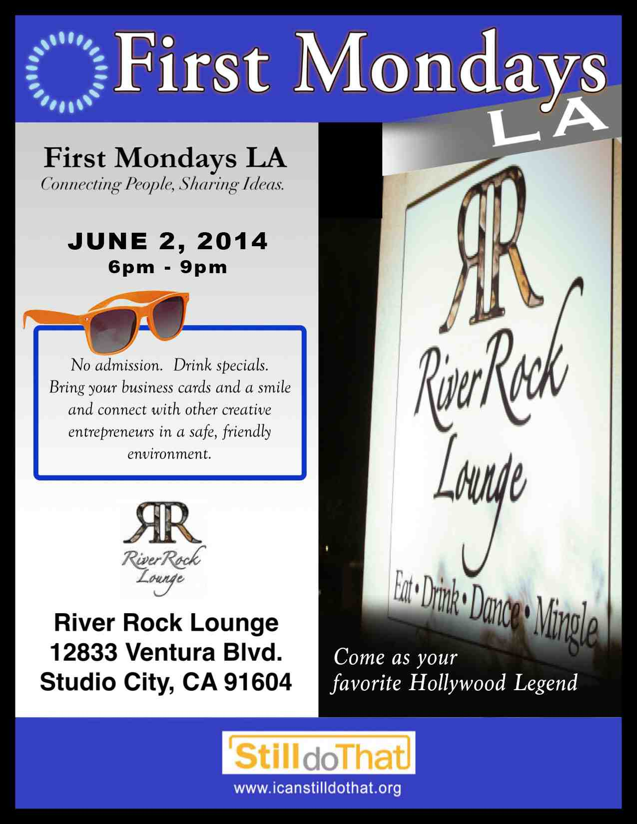 First Mondays June REVISED